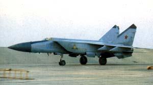 Фото самолёта МиГ-25ПД