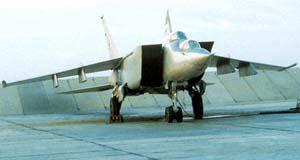 Фото самолёта МиГ-25ПУ