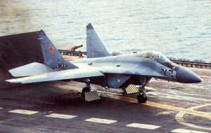 Фото самолёта МиГ-29К