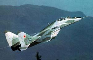 Фото самолёта МиГ-29УБ