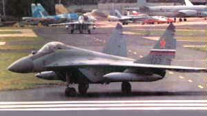 Фото самолёта МиГ-33
