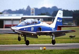 Фото самолёта МиГ-АТ