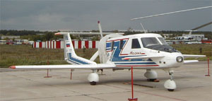 Фото самолёта Молния-012