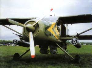 Фото самолёта СМ-92П