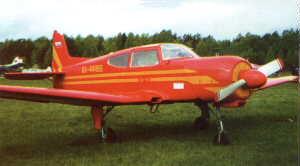 Фото самолёта СМ-94