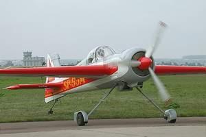 Фото самолёта СП-55M