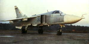 Фото самолёта Cy-24