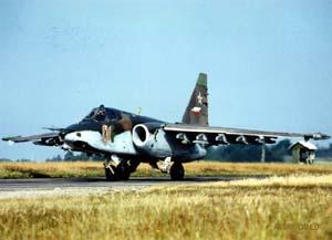 Фото самолёта Су-25