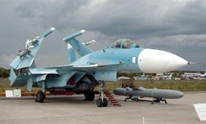 Фото самолёта Су-33