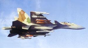 Фото самолёта Су-35