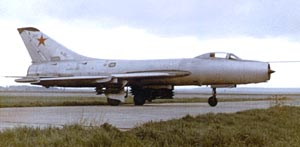 Фото самолёта Су-7Б