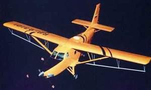 Фото самолёта Т-101СХ