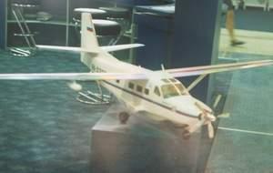 Фото самолёта Т-207