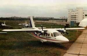 Фото самолёта Т-208