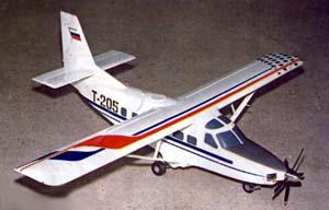 Фото самолёта Т-210