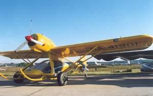 Фото самолёта Т-419