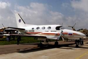 Фото самолёта Т-440