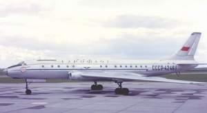 Фото самолёта Ту-104