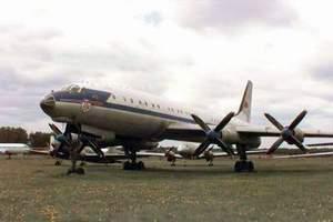 Фото самолёта Ту-114