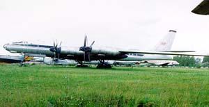 Фото самолёта Ту-116