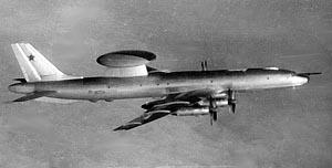 Фото самолёта Ту-126