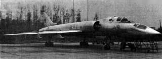 Фото самолёта Ту-128УТ