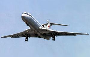 Фото самолёта Ту-154М