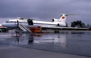Фото самолёта Ту-154С