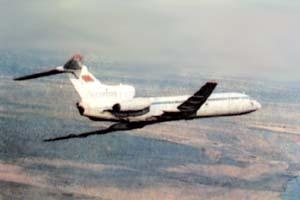 Фото самолёта Ту-155