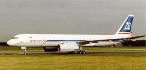 Фото самолёта Ту-214