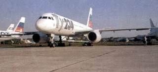 Фото самолёта Ту-234