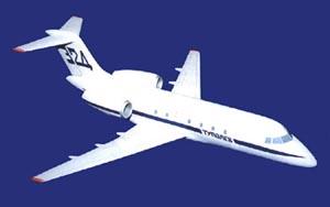 Фото самолёта Ту-324