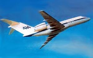 Фото самолёта Ту-414