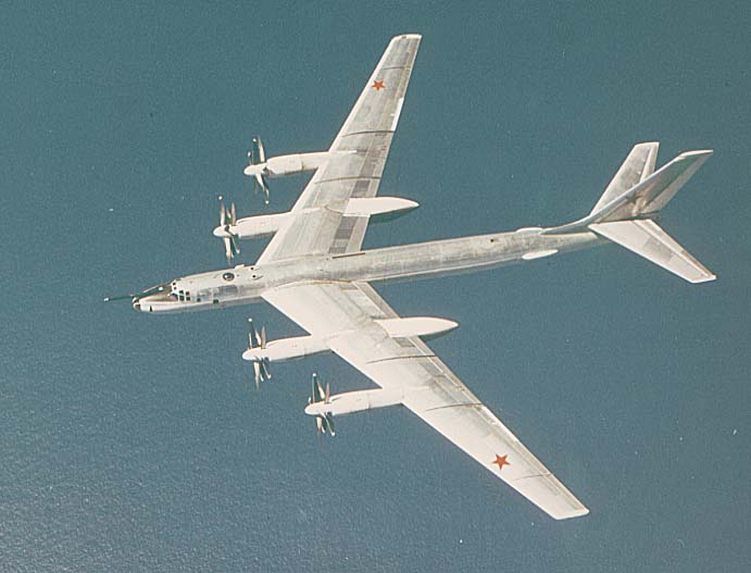 Фото самолёта Ту-95