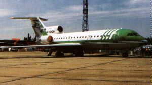 Фото самолёта Як-142