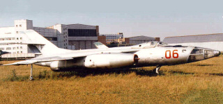 Фото самолёта Як-28Р