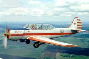 Фото самолёта Як-52