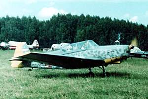 Фото самолёта Злин-26